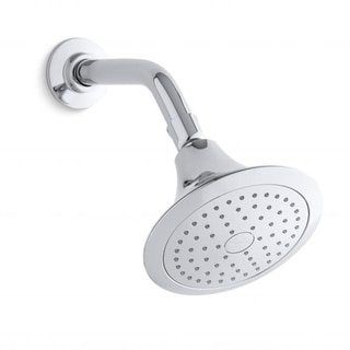 Kohler Forte Single-function Polished Chrome Katalyst Showerhead