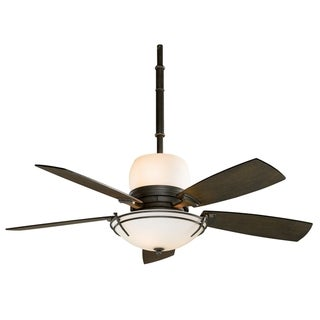 Fanimation Hubbardton Forge Presidio 54-inch Dark Smoke Ceiling Fan
