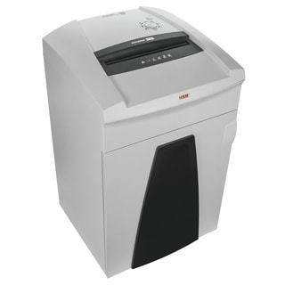 HSM Securio P36s, 47-49 sheet, strip-cut, 38.3-gallon capacity