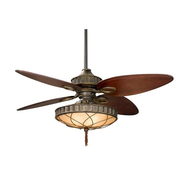 Fanimation Bayhill 56-inch Venitian Bronze 3-light Ceiling Fan