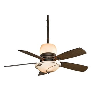 Fanimation Hubbardton Forge Leaf 54-inch Bronze Ceiling Fan