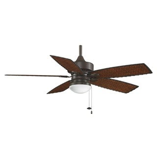 Fanimation Cancun 52-inch Oil-rubbed Bronze Wet Location Ceiling Fan