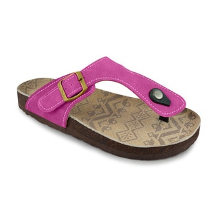 Muk Luks Women's 1-buckle Terra Turf Sandals