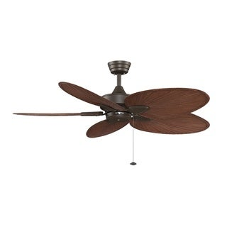 Fanimation Windpointe 52-inch Oil-rubbed Bronze Ceiling Fan
