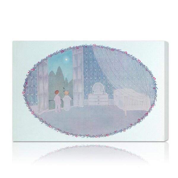 Oliver Gal 'Twinkle Twinkle Little Star' Canvas Art