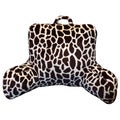 Giraffe Faux Fur Bedrest and Lounger
