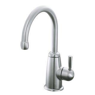 Wellspring Contemporary Beverage Faucet with Aquifer Water Filtration System