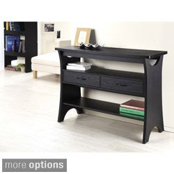 Furniture of America Kiki Modern 2-drawer Sofa Table