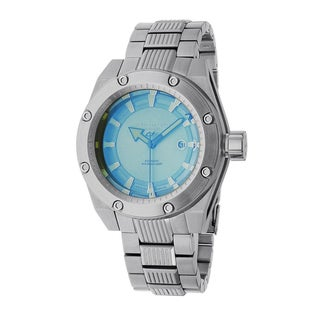 Android Men's 'Powerjet 9015' Stainless Steel Automatic Watch
