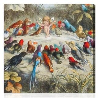 Oliver Gal 'Fairyland' Canvas Art