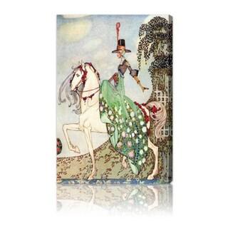 Oliver Gal 'La Princesse' Canvas Art