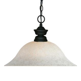 Sand Black Pendant Light Fixture
