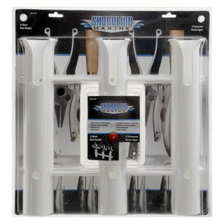 Shoreline Marine 3 Rod Deluxe Rod Holder