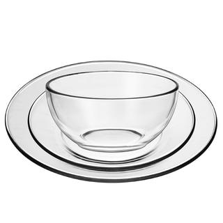 Libbey Glass 12-piece Dinnerware Set