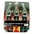 Trademark Tools Heavy Duty 3-piece Aviation Tin Snip Set