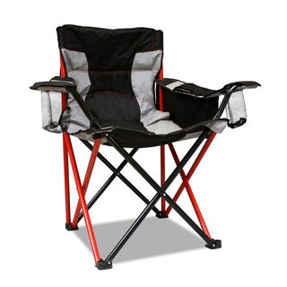 Caravan Company Elite Quad Red Chair
