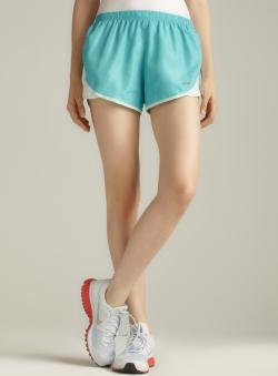 Marika Mesh Side Running Shorts
