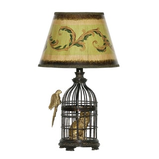 Dimond Lighting Trading Places 1-light Bronze Table Lamp
