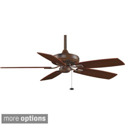 Fanimation Edgewood Decorative 52-inch Energy Star Rated Ceiling Fan
