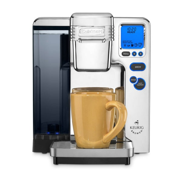 Cuisinart SS-700CH Keurig Chrome Single Serve Brewing System