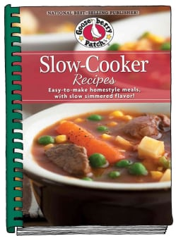 Slow-Cooker Recipes: Easy-to-Make Homestyle Meals With Slow-Simmered Flavor! (Hardcover)