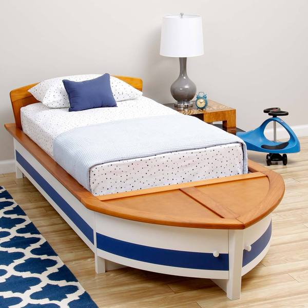 Starboard Twin Size Boat Bed