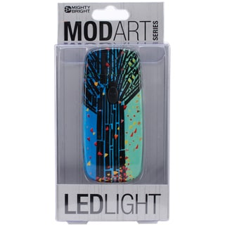 Mighty Bright Mod Art LED Book Light-Flutter