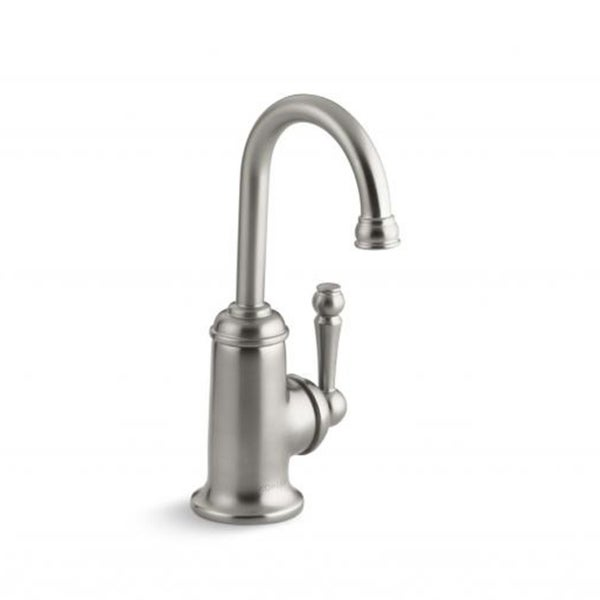 Wellspring Traditional Beverage Faucet with Filtration Components