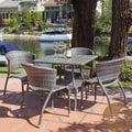 Christopher Knight Home Tampa 5-piece Outdoor Dining Set