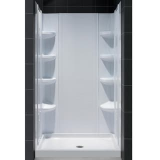 Stylish DreamLine QWALL-3 Shower Backwalls Kit