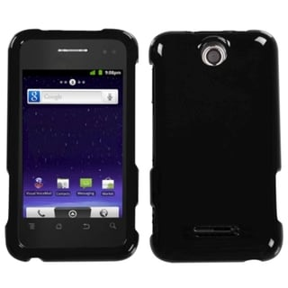 BasAcc Solid Black Case for ZTE X500M Score M
