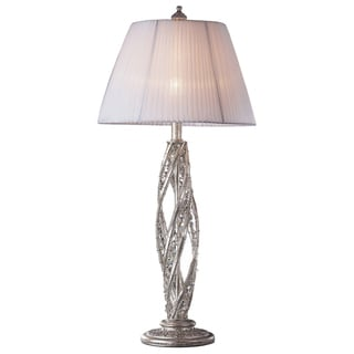 Dimond Lighting 1-light Table Lamp in Sunset Silver Finish