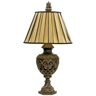 Dimond Lighting 1-light Table Lamp in Bayard Bronze