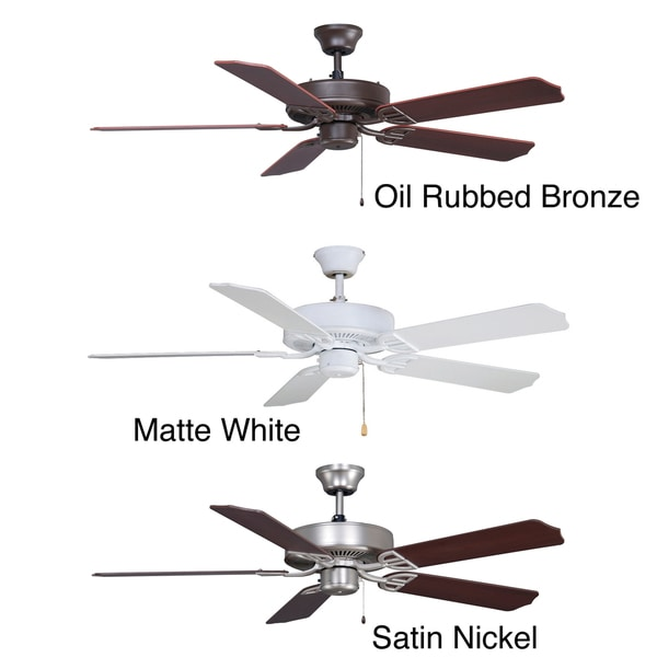 Fanimation Aire Decor 52-inch Energy Star Rated Ceiling Fan