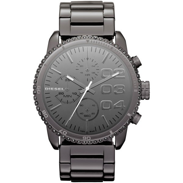 Diesel Women's Gunmetal Grey Chronograph Watch