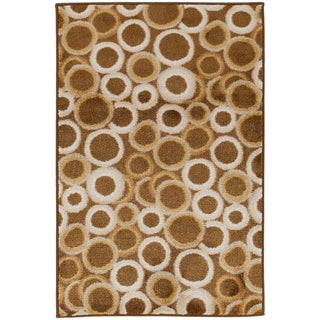 Padgett Brown Geometric Rug (8' x 10')