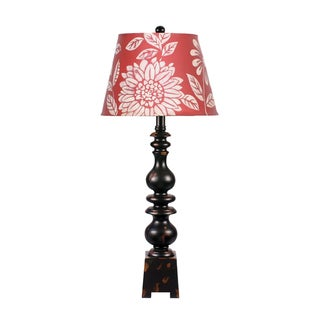 Dimond Lighting Montpelier 1-light 100-Watt Black Table Lamp