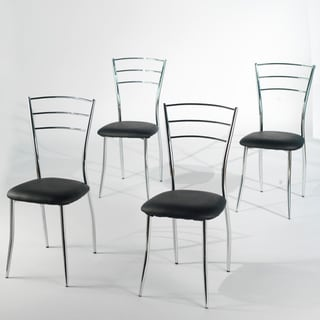 Simple Living 'Mabel' Dining Chairs (Set of 4)