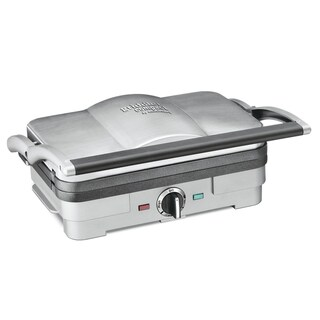 Cuisinart GR-35 Griddler Compact Electric Grill (Refurbished)