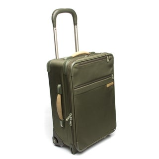 Briggs & Riley 'Baseline' 20-inch Carry On One Touch Expandable Upright Suitcase