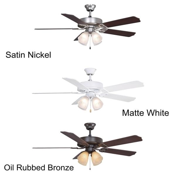 Fanimation Aire Decor 52-inch 4-light Ceiling Fan