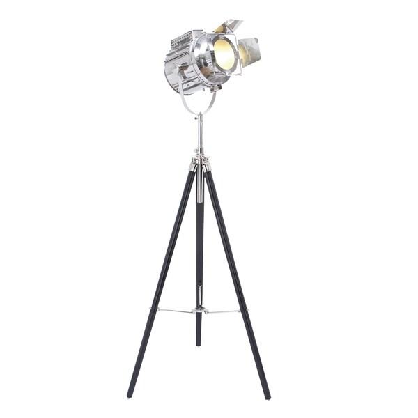 Hollywood Studio 'Director's Spotlight' 66-inch Tripod Floor Lamp