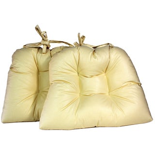 Yellow Chair Pads Overstock Shopping The Best Prices