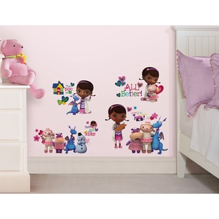 Doc McStuffins Peel & Stick Wall Decals