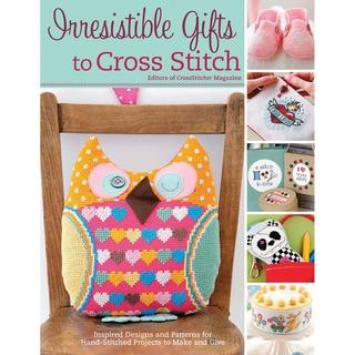 Design Originals-Irresistible Gifts To Cross Stitch