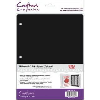 EZMagnetic 2-N-1 Storage Panels - Full Size 10/Pkg