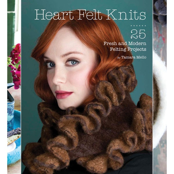 Chronicle Books-Heart Felt Knits