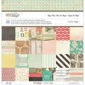 "DIY Shop Paper Pad 12""X12"" 48/Sheets-"