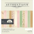 "Cherish Bundle Cardstock Pack 6""X6"" 24/Sheets-"