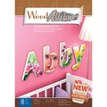 "Craft Attitude 8.5""X11"" Sheets 8/Pkg-Wood Attitude"